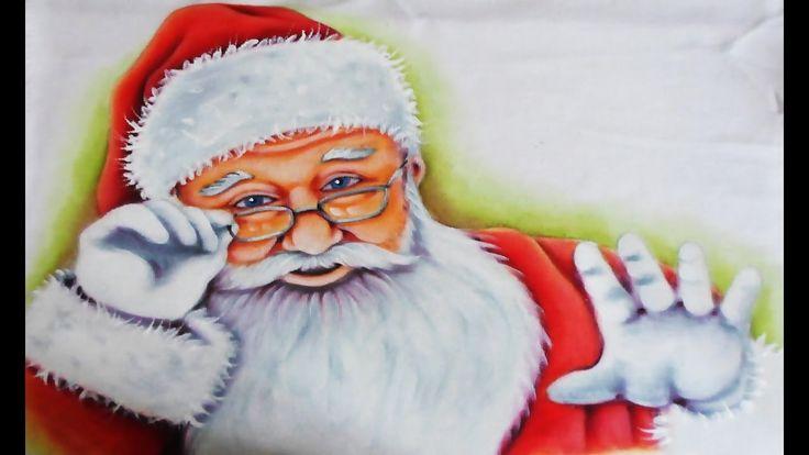 Pintura em tecido Especial de Natal
