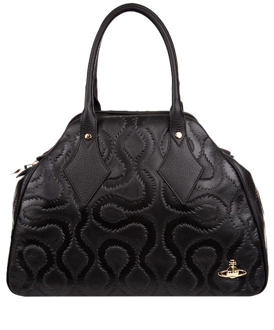 The boss said I could have this Vivienne Westwood bag for Xmas!