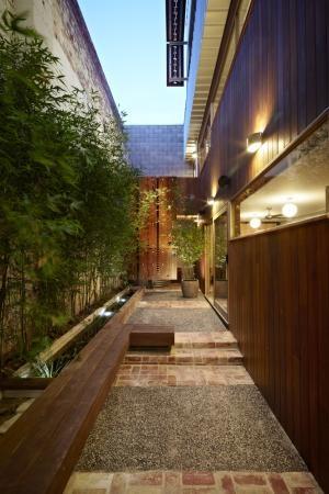 North Melbourne House by Adam Dettrick Architect