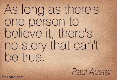 Paul Auster Quotes - Meetville