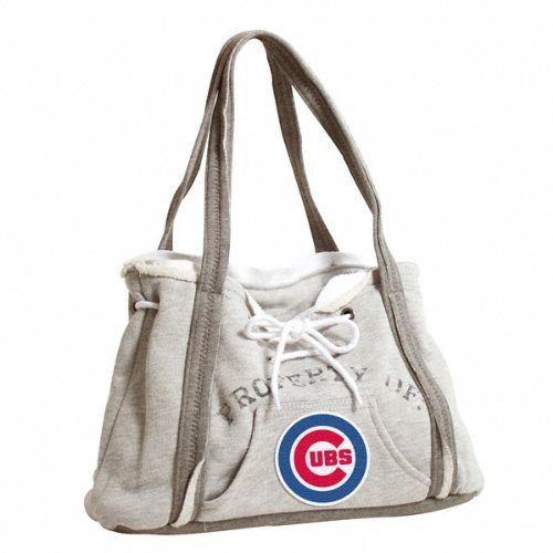 Little Earth Chicago Cubs Hoodie Purse. I HAVE TO HAVE THIS!!!
