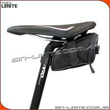 Resultado de imagen para Bolso Bajo Asiento Bicicleta Mtb