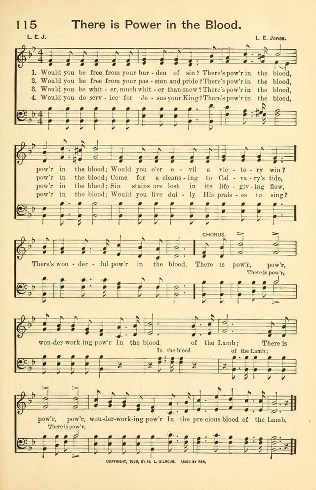 English christian spiritual songs