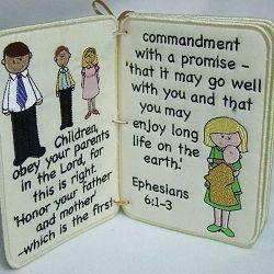 Bible Verses Applique Book - 5x7 | Religious | Machine Embroidery Designs | SWAKembroidery.com SewAZ Embroidery Designs