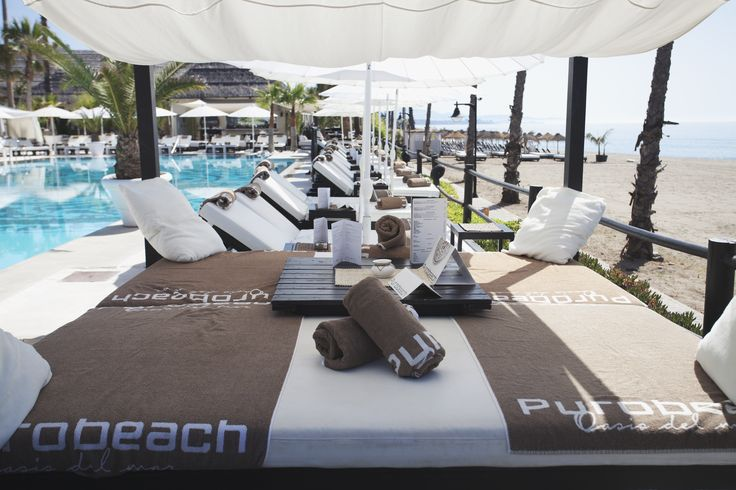 Purobeach Marbella | Beach Club