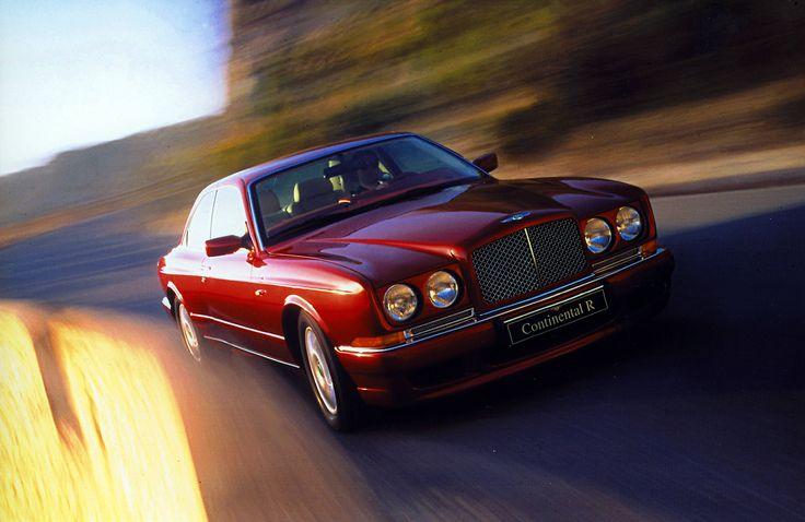 Bentley History: Bentley Continental R