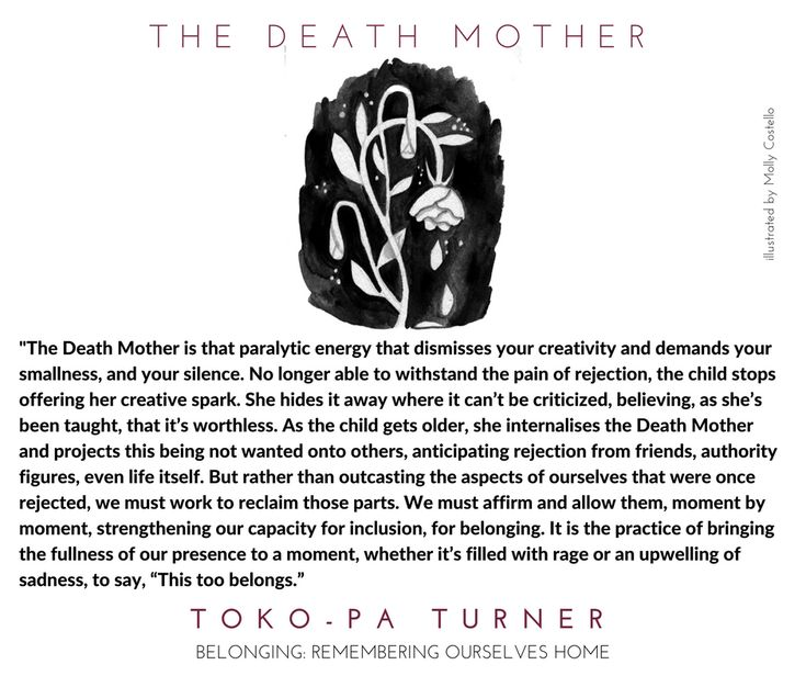 The long-anticipated book from Toko-pa Turner on exile and the search for belonging will be shipped in just a couple of weeks. Reserve your copy today! belongingbook.com #belongingbook #deathmother