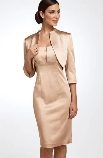 Платье без рукавов деловая встреча
