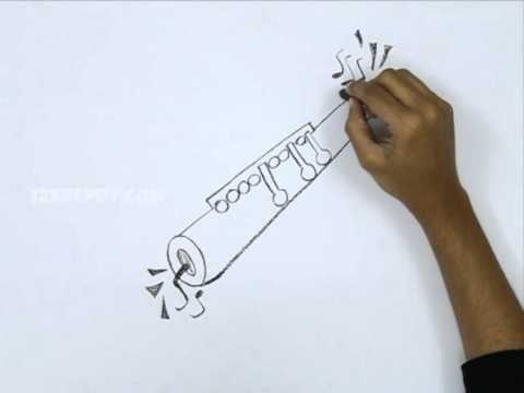 draw a flute
