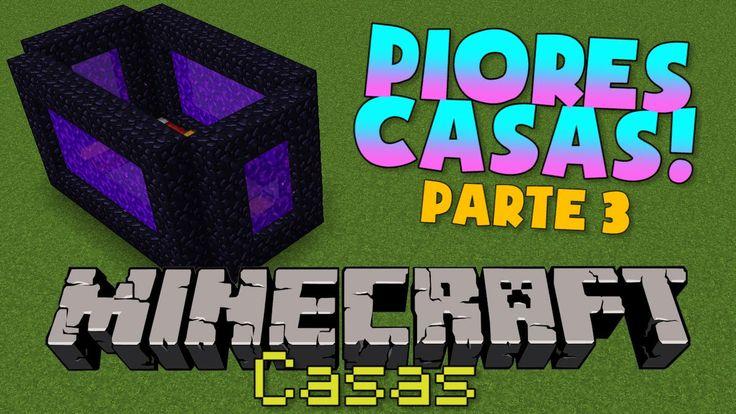 OUTRAS 5 PIORES CASAS do MINECRAFT!