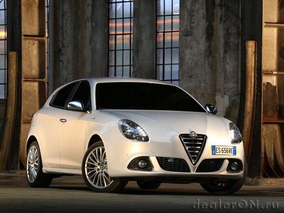 Alfa Romeo Giulietta 2014 / Альфа Ромео Джульетта