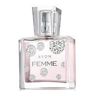 """СПЕЦИАЛЬНОЕ ПРЕДЛОЖЕНИЕ! Парфюмерная вода Avon Femme всего за 99 руб. при покупке Губной помады """"Максимум цвета"""" или любого средства декоративной косметики на сумму 179 руб."""