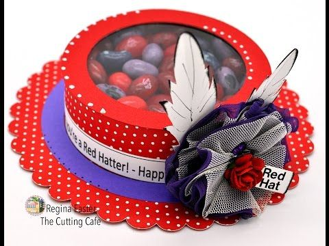 This video will show you how to assemble the HAT TREAT CUP CARD over at The Cutting Cafe: http://thecuttingcafe.typepad.com/the_cutting_cafe/2016/05/hat-penc...