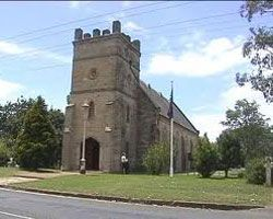 Sydney Welsh Choir - 12 October 2013 - St James Anglican Church, Cnr Tank & High Sts, Morpeth NSW 2323 - 7pm