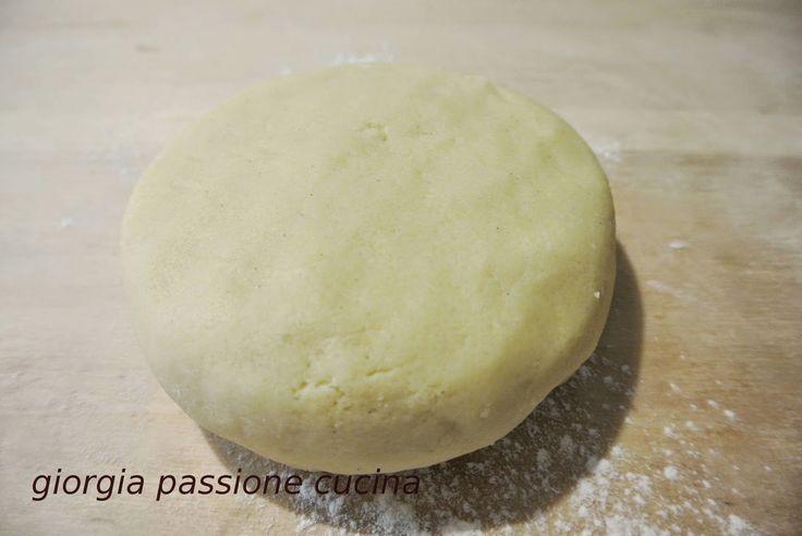giorgia passione cucina: pasta frolla E.Knam