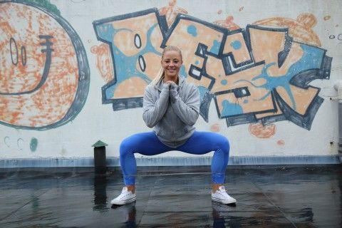 FITNESS: Vilde Waksvik (20) fra Sola debuterte i fitness-NM i fjor - og danket ut alle. Treningstips? Ja, takk!