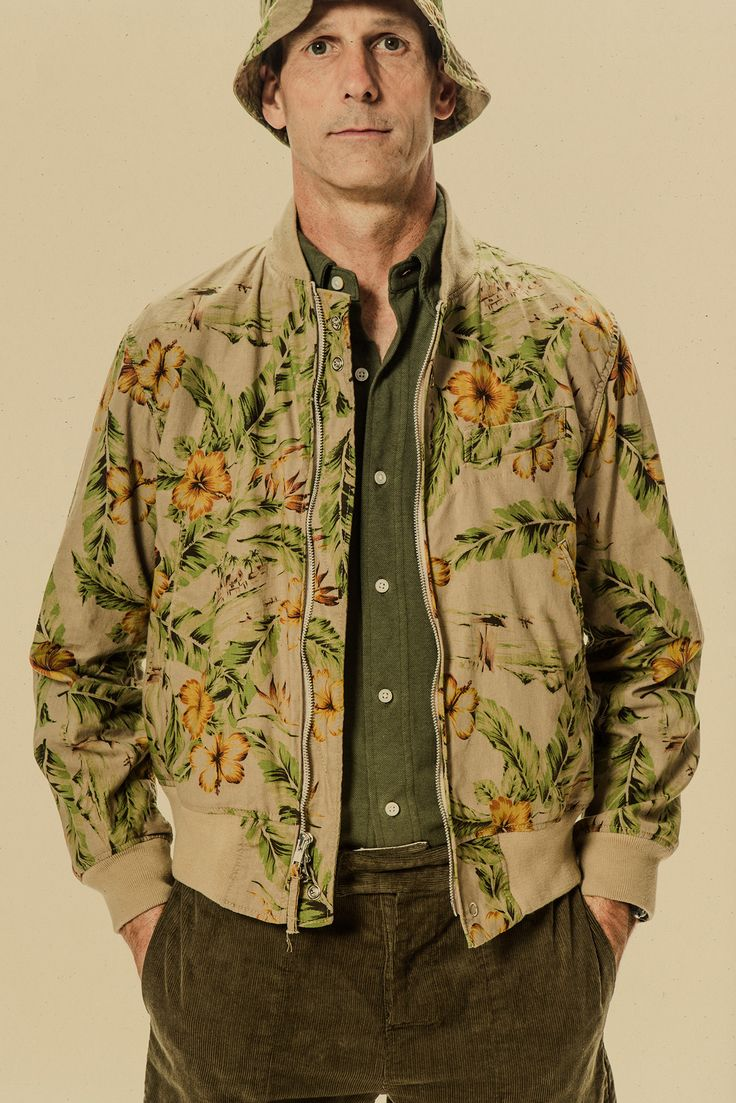 Engineered Garments Spring 2015 Menswear.