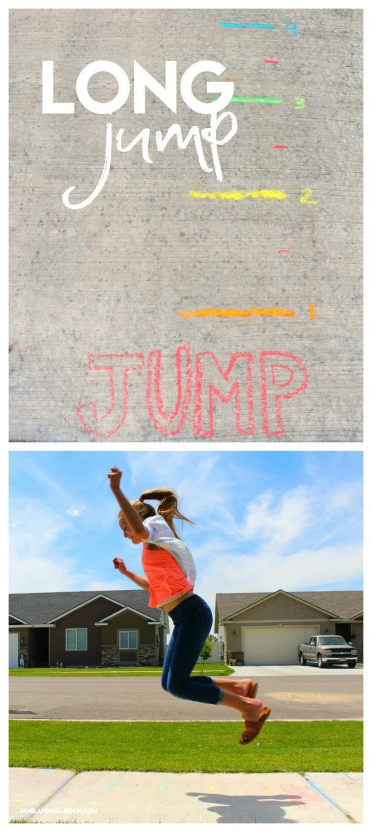 15 awesome games and activities to do with sidewalk chalk!  – Pinned for Sofia and Laura