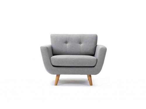 Vera, Chair, Vendy cool grey
