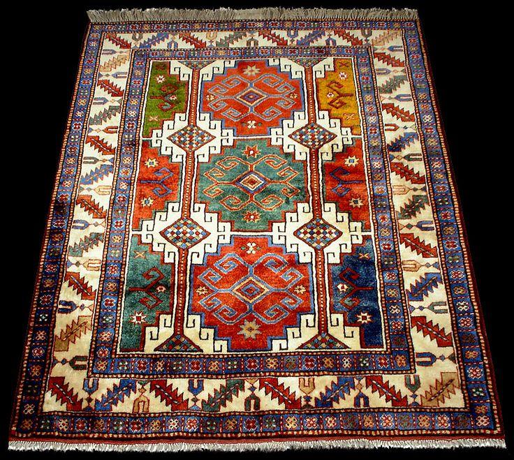 A Moghan rug, Caucasian Moghan rugs, Memling design, Azerbaijanrugs.com