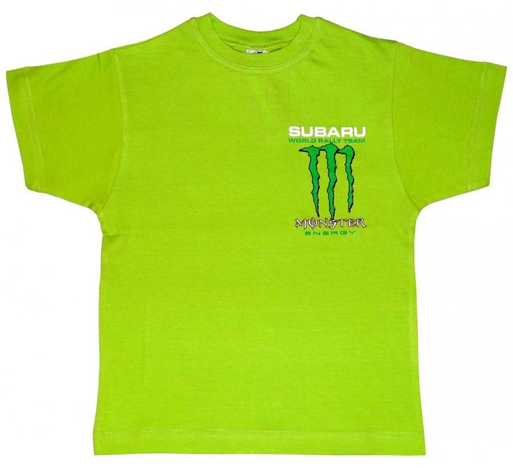 T-shirt SUBARU-MONSTER 140 - PL - NOWOŚĆ
