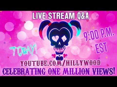 LIVE Q&A - SUICIDE SQUAD PARODY - YouTube
