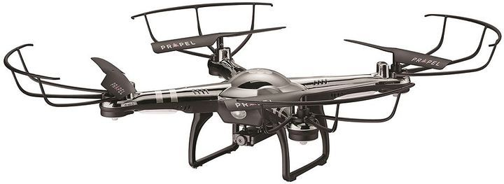Propel rc Propel Cloud Rider Quadrocopter Drone with Built-In HD Camera