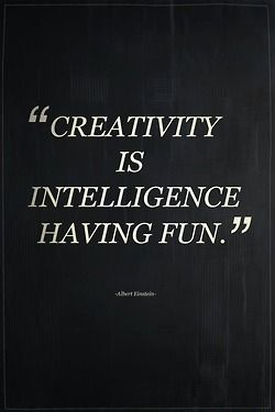 Marketing is all about creativity!