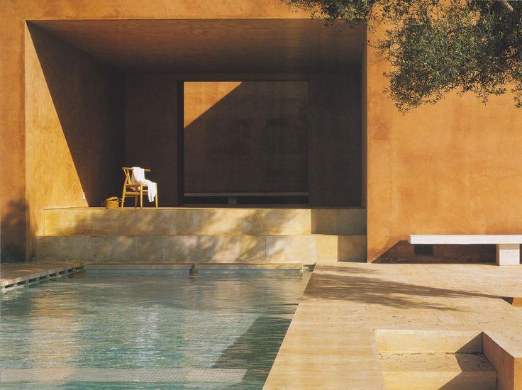 John Pawson & Claudio Silvestrin | Casa Neuendorf | Mallorca, España…