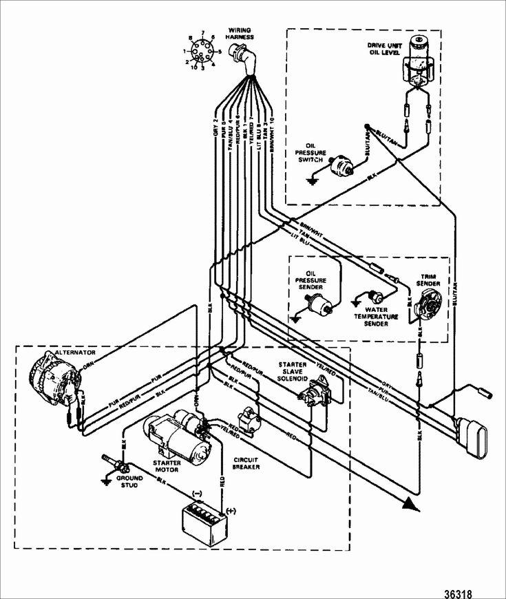 Luxury Wiring Diagram Mercruiser Alternator #diagrams #