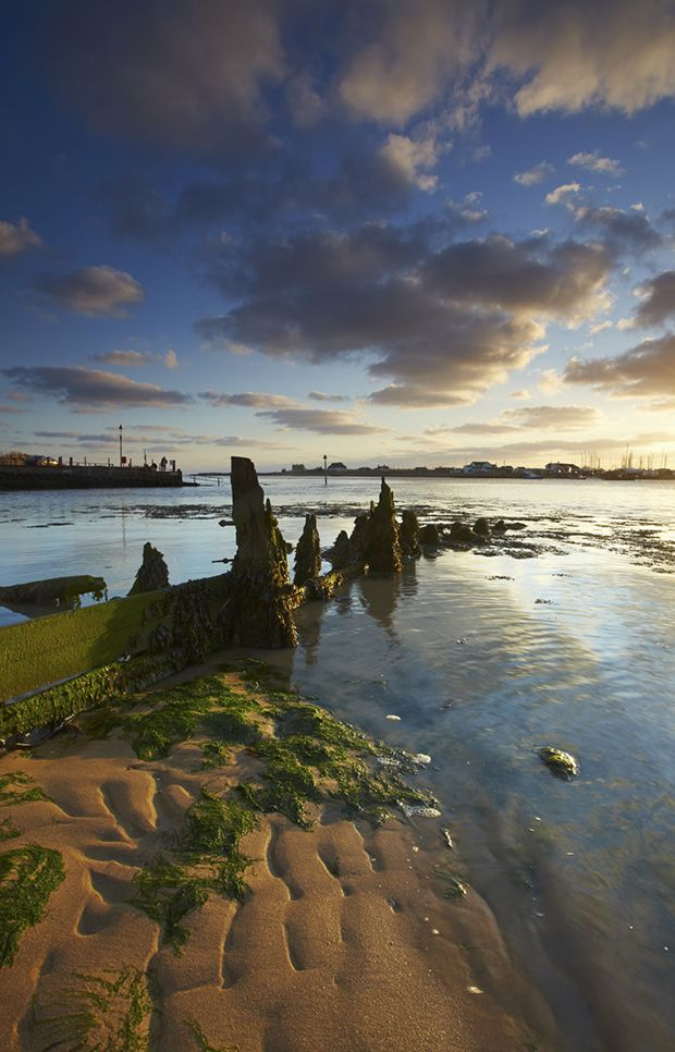 Britain's best picnic spots: Bawdsey Quay