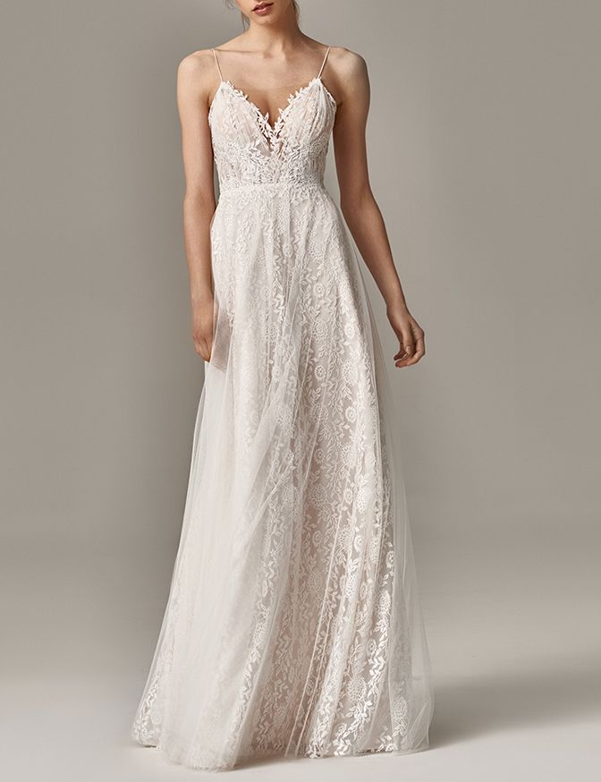 Shop The Anna Kara Eila Wedding Gown At Lovely Bride S Seattle
