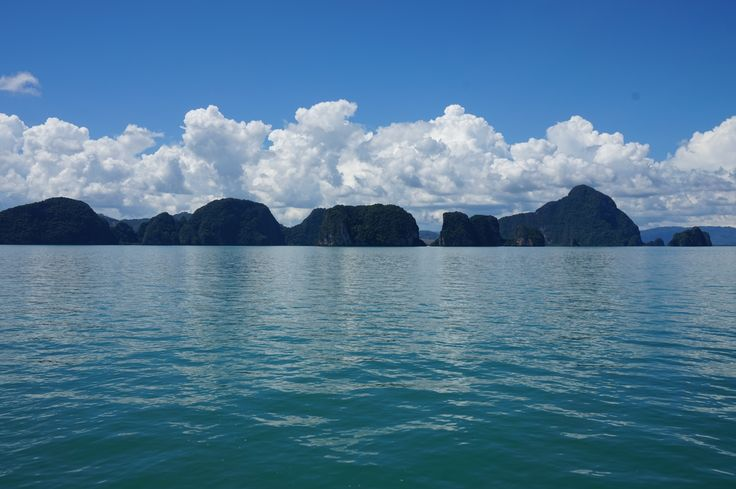 Parc national maritime d'ao phang-nga - Phuket - Thaïlande