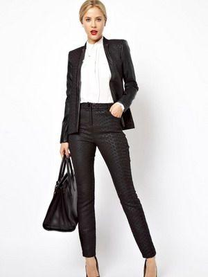 Деловой повседневный стиль одежды: повседневный гардероб в деловом стиле
