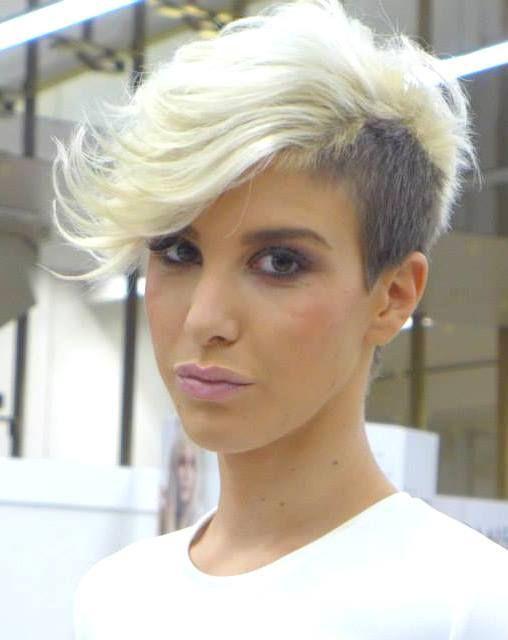 Alter spielt keine Rolle bei Kurzhaarfrisuren ....., 9 sehr farbenfrohe und pfiffige Kurzhaarfrisuren - Neue Frisur