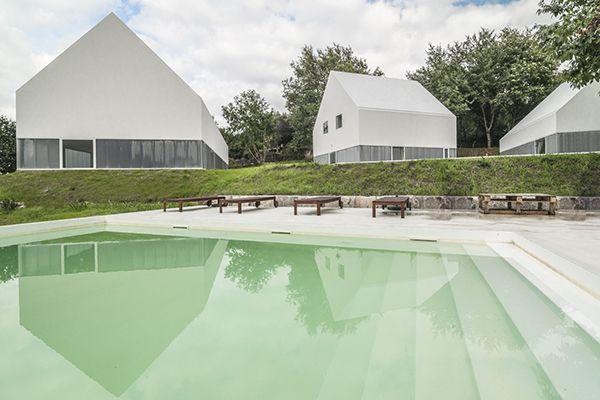 Quinta do Lobo Branco, situado en Penafiel (Portugal).