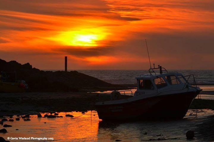 Bude, north Cornwall, UK sunset, by Gavin Warland Photography.