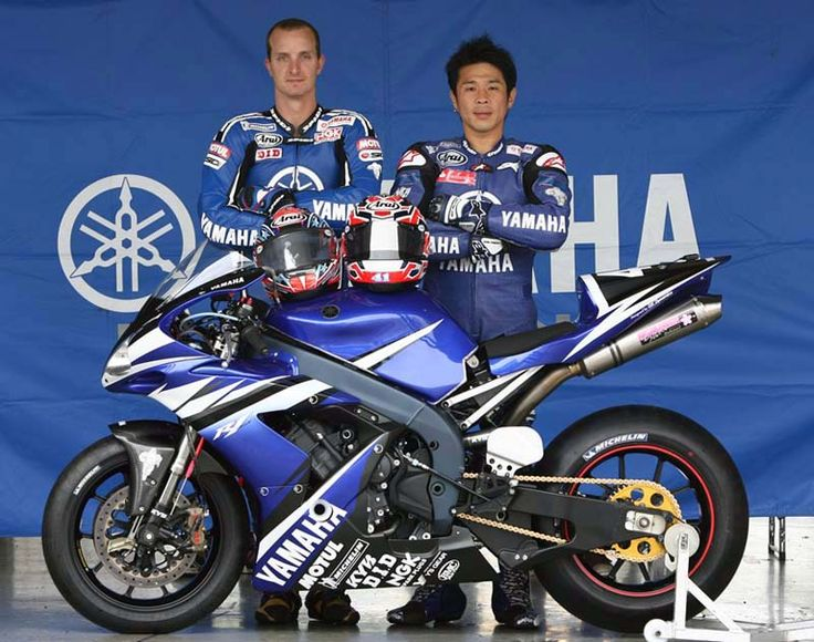 reunited … & it feels so good  Colin Edwards & Noriyuki Haga, YRT-Yamaha YZF-R1, 2008 Suzuka 8 Hours  10 years after their victory at Suzuka during the '96 8 Hours, aboard a YZF750SP, Haga & Edwards were reunited under the Yamaha Blue Racing outfit,...