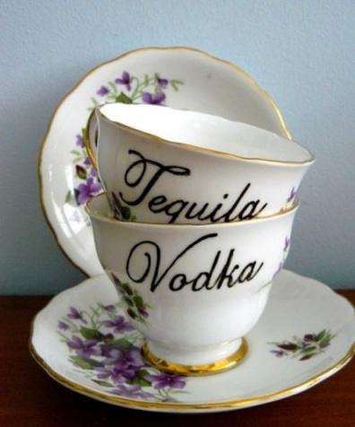 How classy.: Teas Time, Teas Cups, Teaset, Teas Sets, Things, Tea Cups, Teacups, Drinks, Teas Parties