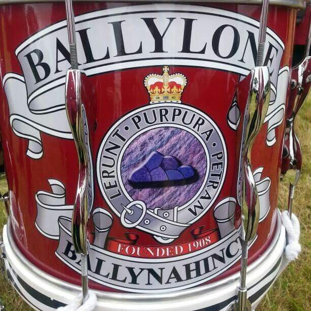 Ballylone Flute Band, Ballynahinch