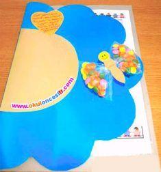 Gelişim raporu dosyaları örnekleri ve kapağı süslemeleri preschool kindergarten report card cover.