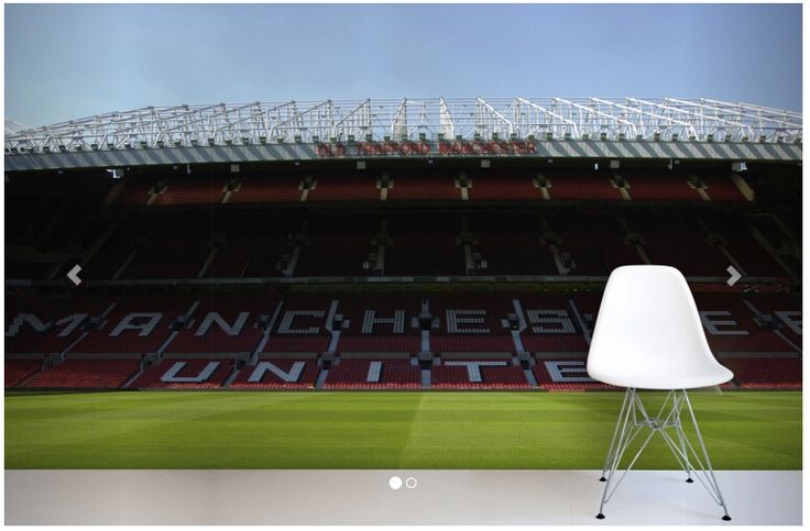 Seamless Vinyl Photography Backdrop Football Stadium Match: Best 20+ Old Trafford Ideas On Pinterest