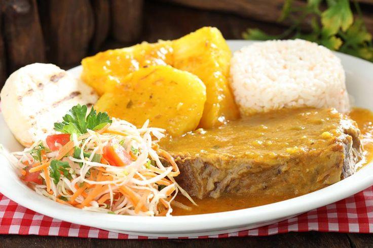 Te gusta la posta sudada? ven y descubre su verdadero sabor en #ElRancherito  http://www.elrancherito.com.co/carta/almuerzo-y-comida/entradas