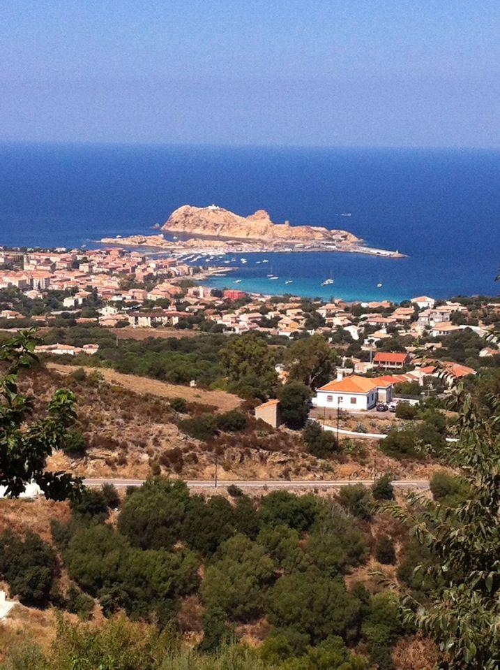 L'Ile Rousse, Corse, France