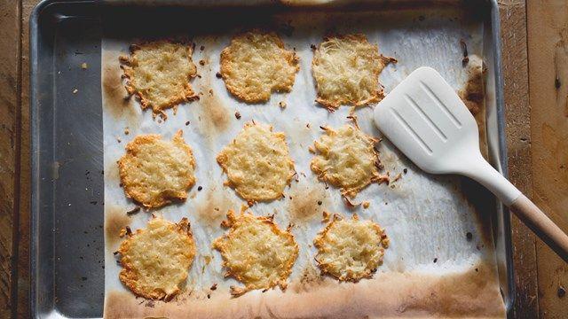 Patate « hash brown »    Cuisine futée, parents pressés