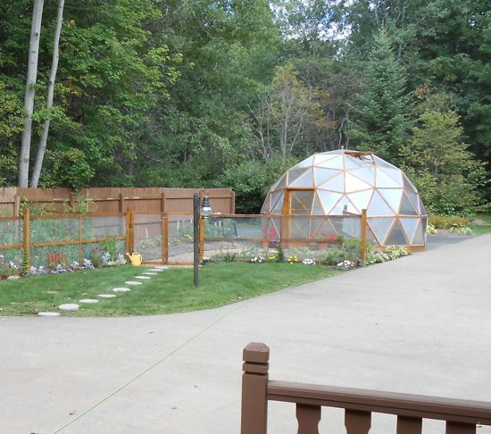 277 Best Images About Geodesic Dome Greenhouse On
