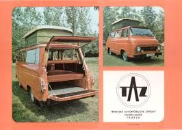 Skoda taz pop top. Who knew?