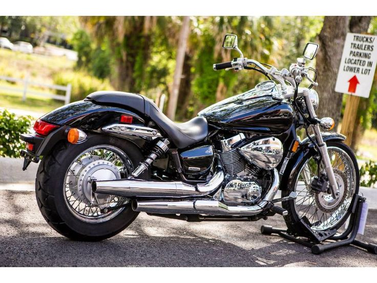 Check out this 2007 Honda SHADOW SPIRIT 750 listing in DeLand, FL 32720 on Cycletrader.com. It is a Cruiser Motorcycle and is for sale at $3495.
