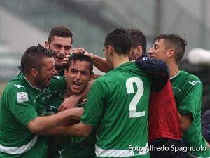 Calcio - Differenziato per Herrera, Giosa e D'Angelo in ripresa