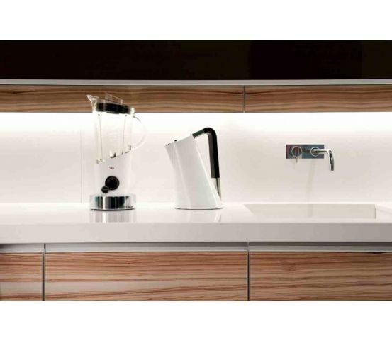 Casa Bugatti Vera - Czajnik elektryczny 1,75 l, biały kuchnia